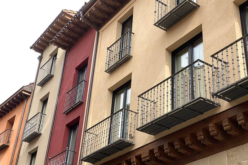 Ecoven Plus Ventana Pvc Acustica Balcon Hotel