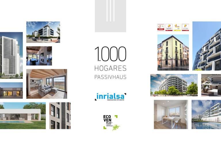 1000 Hogares Passivhaus Inrialsa Ecoven Plus